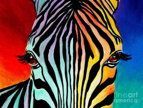rainbow zebra on wallpaper wallpaper borders and zebra print
