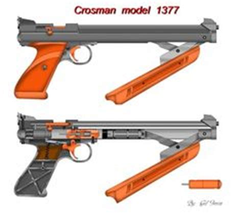section 1377 a 2 the best crosman 1322 modification i ve ever seen custom