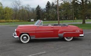 1952 chevrolet convertible carlisle