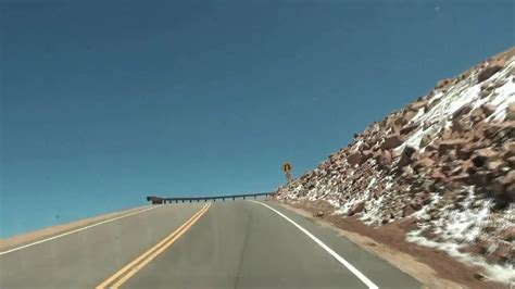 drive up pikes peak hd drive up pikes peak part 10 of 21 high definition youtube