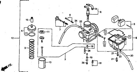 Spare Part Honda Nsr 150 nsr salatiga nsr 150 sp parts catalogue
