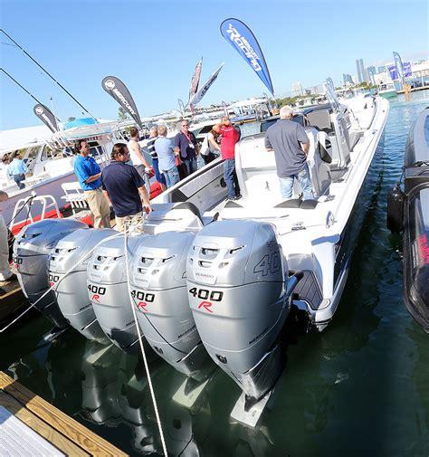 nor tech boats 450 nor tech s new 450 sport cc hits a home run at miami show