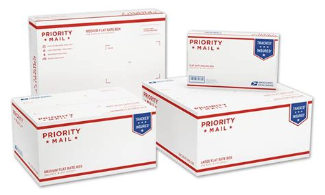 Post Office Priority Mail by