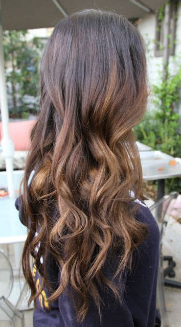 summer ombre for brunettes 246 best dark hair color images on pinterest balayage