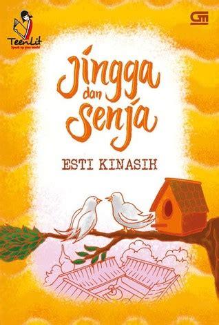 Teenlit Jingga Dalam Elegi kubikel resensi jingga dan senja karya esti kinasih