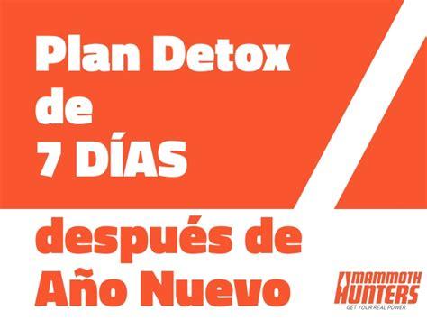 Detox Despues De Quimotherapy by Plan Detox Para A 241 O Nuevo