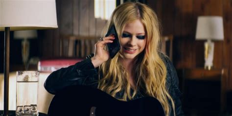 in your product placement sony xperia in avril