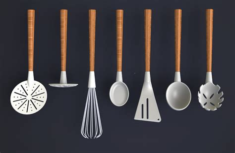 Designer Kitchen Utensils | gary bevis design welcome