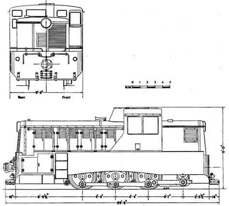 J Harold Bailey Sketches by Diesel Locomotive Drawings