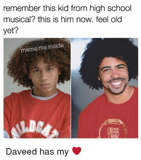High School Musical Meme - remember this kid from high school musical this is him now