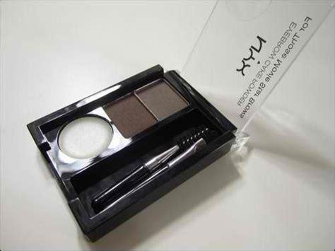 Nyx Brow Powder nyx professional makeup eyebrow cake powder brown