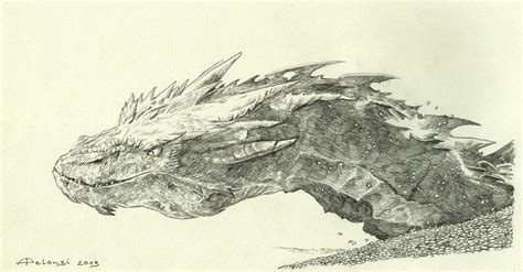 smaug by alessiapelonzi on deviantart