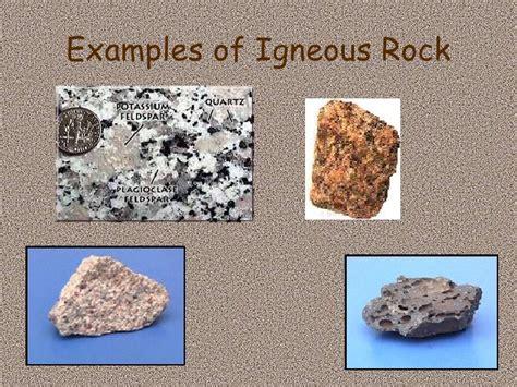 types of rocks types of rocks