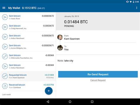Bitcoin Merchant Account 5 by Bitcoin Wallet Coinbase Screenshot