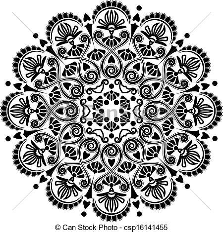 definition of radial pattern in art radial geometric pattern clipart vector search