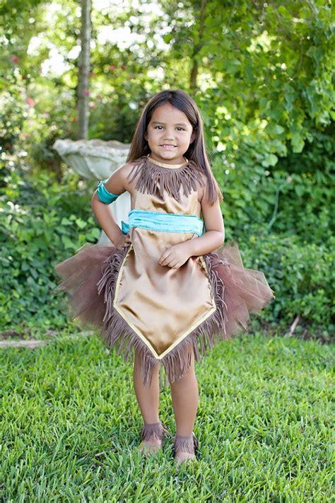 Handmade Pocahontas Costume - american princess apron and tutu tutu apron and