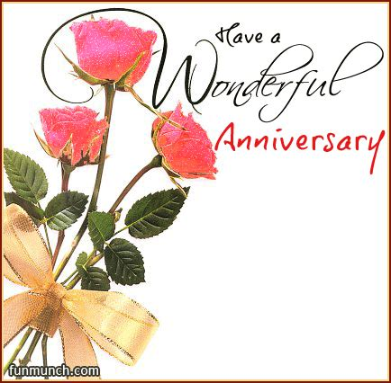 Happy Wedding Text Animation by Animated Gif Anniversary Cards Happy Anniversary Free