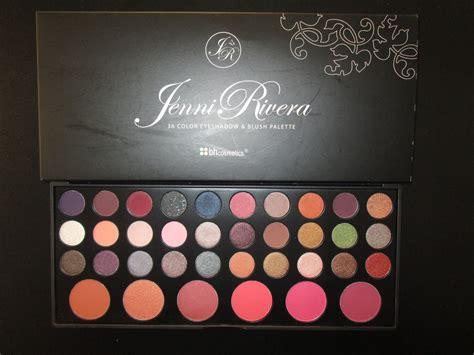 Eyeshadow Rivera with megs bh cosmetics rivera 36 color eyeshadow blush palette