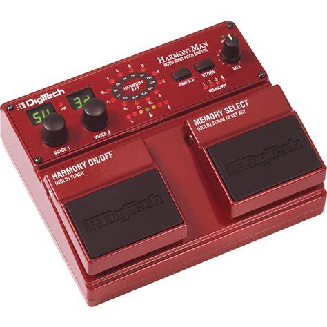 best harmony pedal digitech hm2 harmonyman pedal with power supply hm2 b h photo