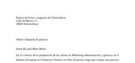 Présentation Lettre De Motivation En Espagnol Comment Faire Une Lettre De Motivation En Espagnol Cours Gratuit Ressources Humaines