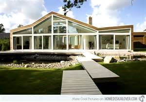 Glass Front House villa burgh haamstede the transparent villa in