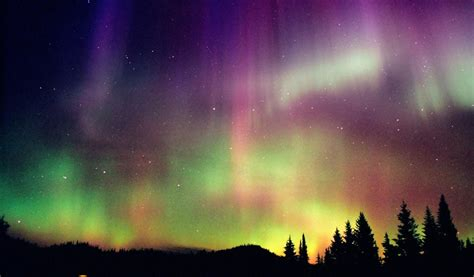 Nature In Lights by Of Nature Northern Lights