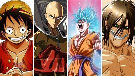 M Anime List by 5 Brilliant Anime Fight Techanimate
