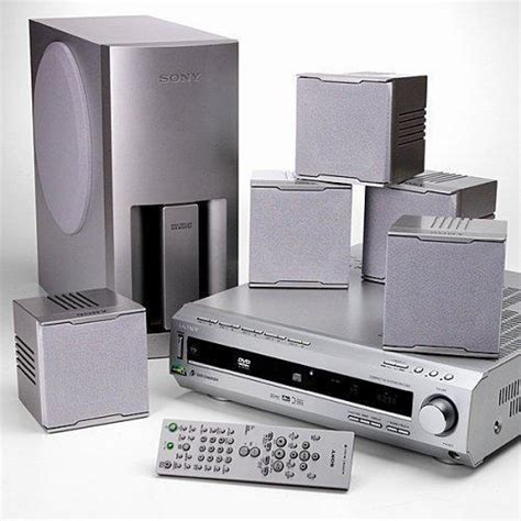 Home Theater Sony 3 Jutaan sony home theater surround sound system with 5 disc dvd