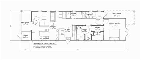 shotgun style house plan sale house plans 76776