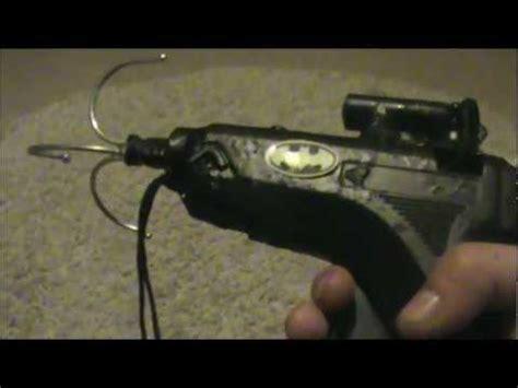How To Make A Paper Grappling Hook - office supplies grappling hook gun tutorial doovi