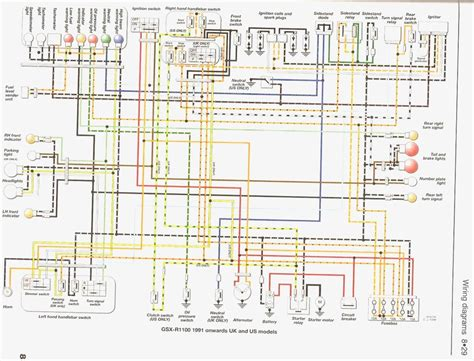 gsxr 600 wiring diagram wiring diagram with description