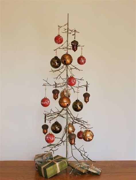 140 cm silver metal ornament christmas tree balsam hill