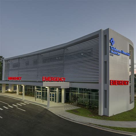 Tmh Emergency Room by Could Tallahassee Hold The Key To The Future Of Health