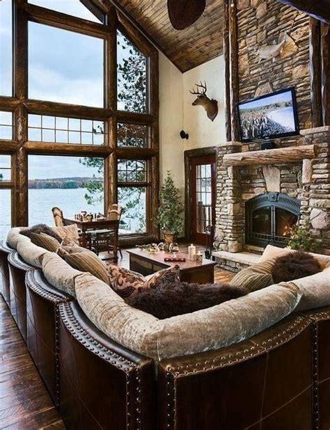 lake house living room rustic lake house living room lake house center hill