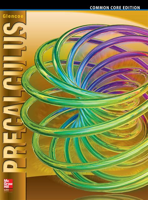 precalculus books glencoe precalculus 169 2014