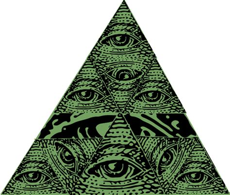 illuminati triangle illuminati x 11 warning can cause enlightment by