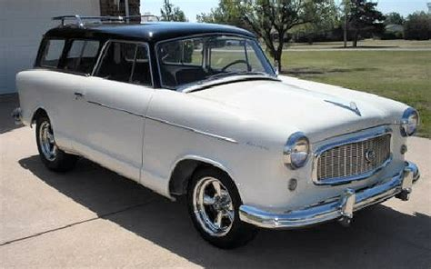 for sale 1958 60 rambler american station wagon autos post