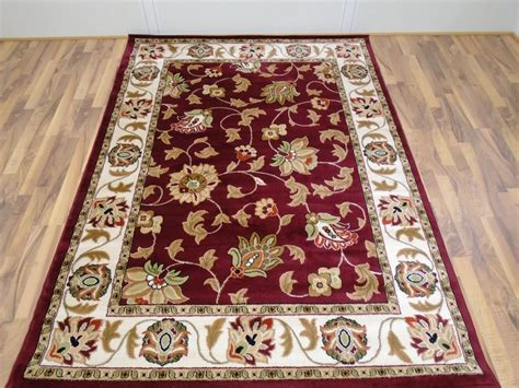 New Red Beige Green Black Floral 5x7 Oriental Modern 8x10 8x10 Black Area Rug