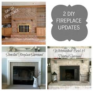brass fireplace update east coast creative