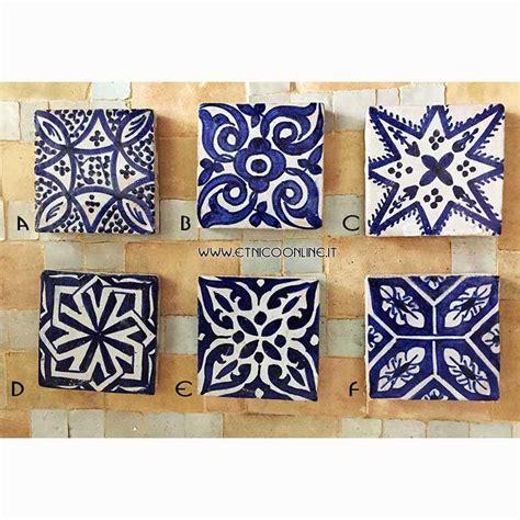piastrelle marocchine mattonelle marocchine in ceramica fes ordina