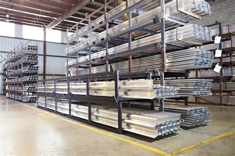 Rack It Shelving System by Bar Racks Steel King Industries Inc