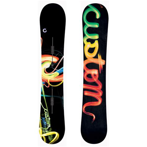 Handmade Snowboard - image gallery 2009 burton snowboards