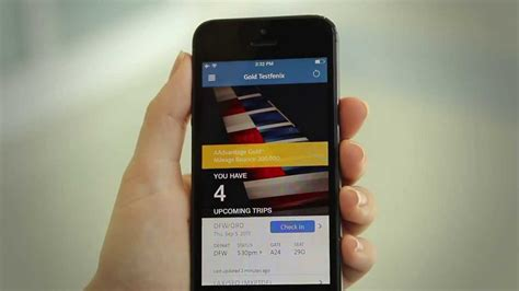 american airlines mobile american airlines travel app redesigned for ios7