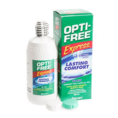 opti free express contact lens solution | feel good