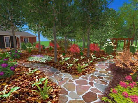 importance landscape design ark