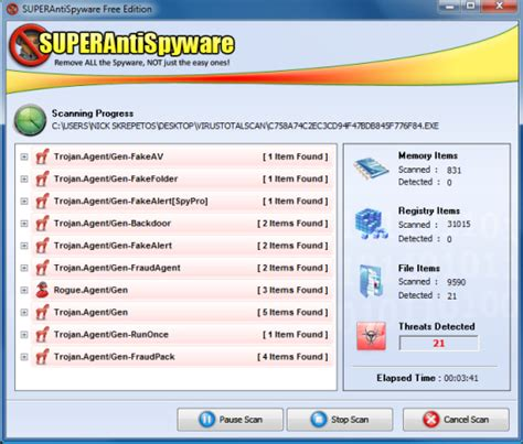 superantispyware for android superantispyware free edition free and software reviews cnet