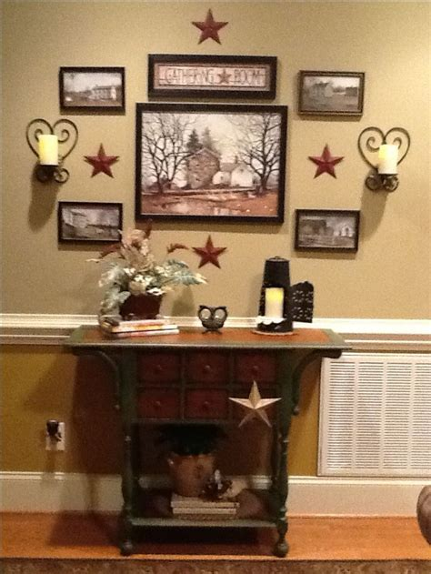 country star decorations home traditional 984 best primitive images on pinterest crafts