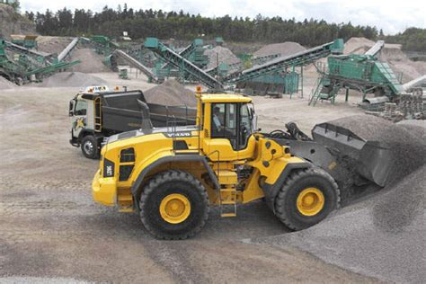 volvo construction equipment mining technology