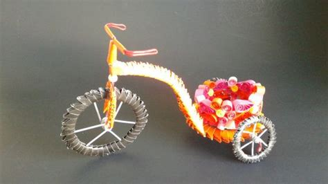 3d origami tricycle tutorial 17 best images about quilling 3d on pinterest quilling