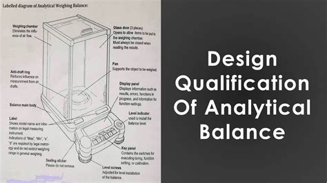 analytical balance diagram analytical balance scope design parts specifications